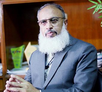 Dr. Khalid Hussain Usmani